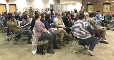 Dillon meeting on possible antidiscrimination ordinance