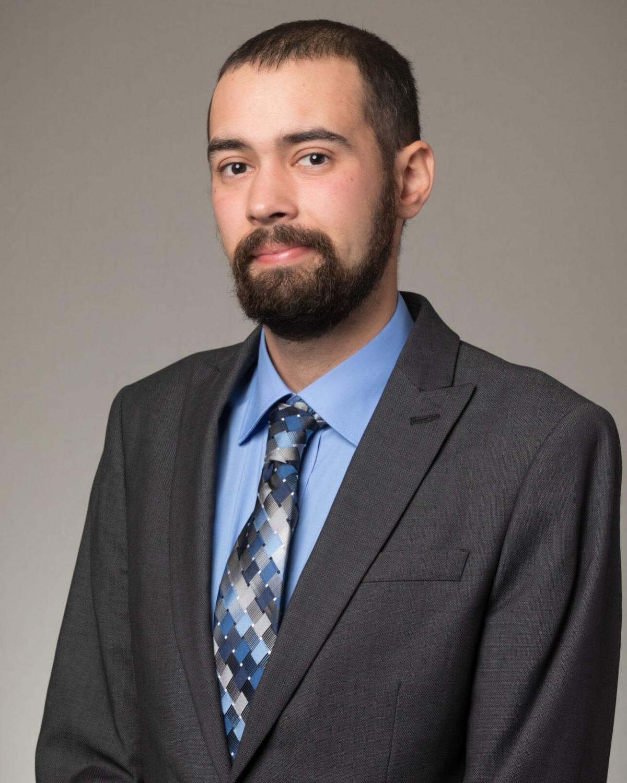 Rep. Caleb Hinkle, R-Belgrade