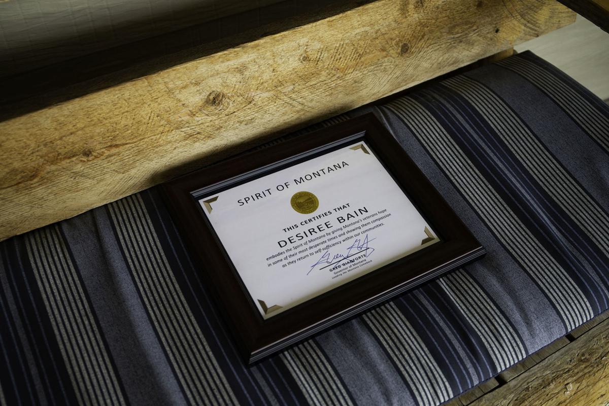 Spirit of Montana Commendation