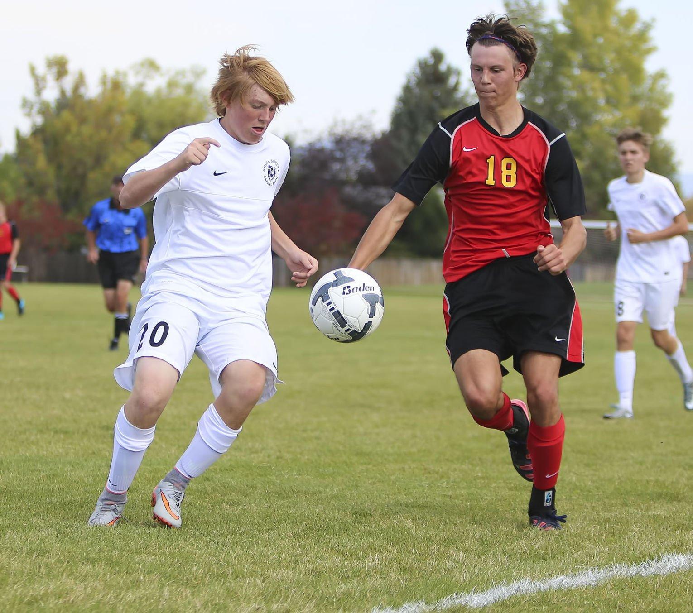 boys soccer CHS vs Hellgate copy Saints