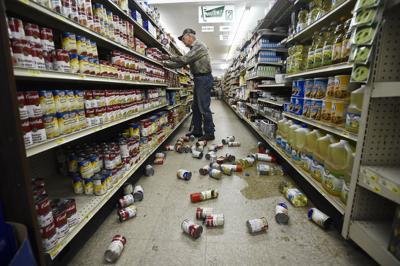 Foodtown Mess
