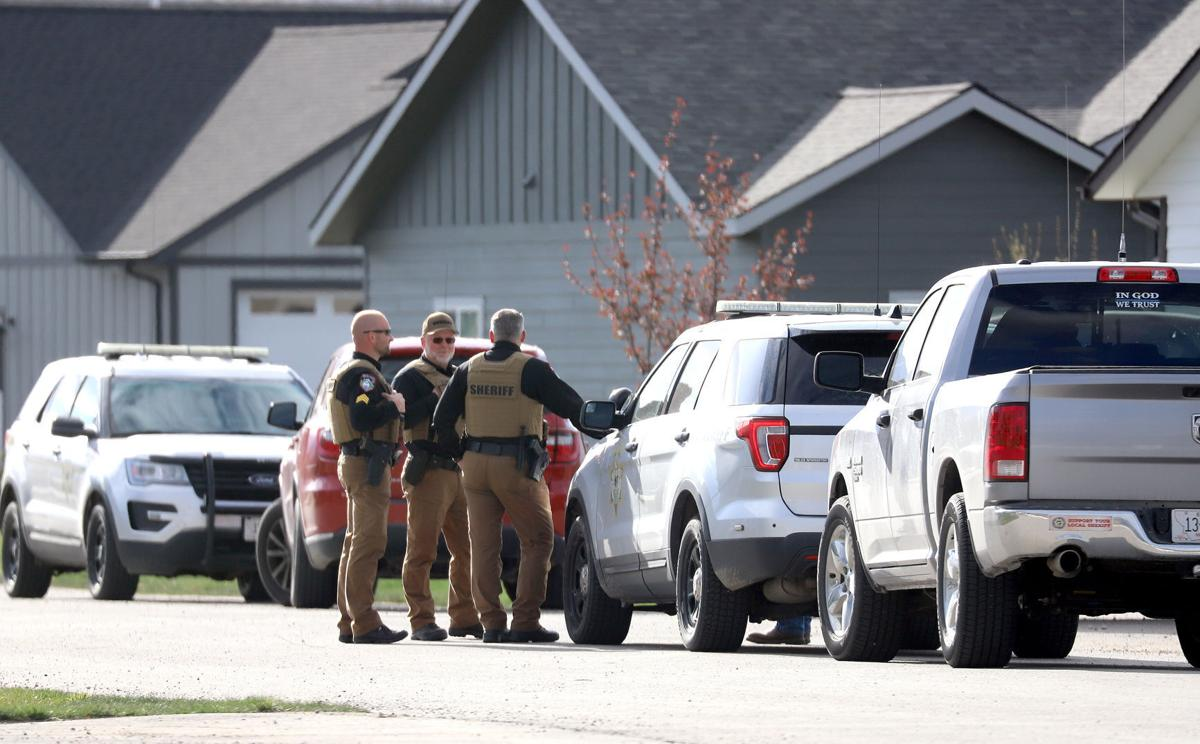 Standoff continues in Corvallis