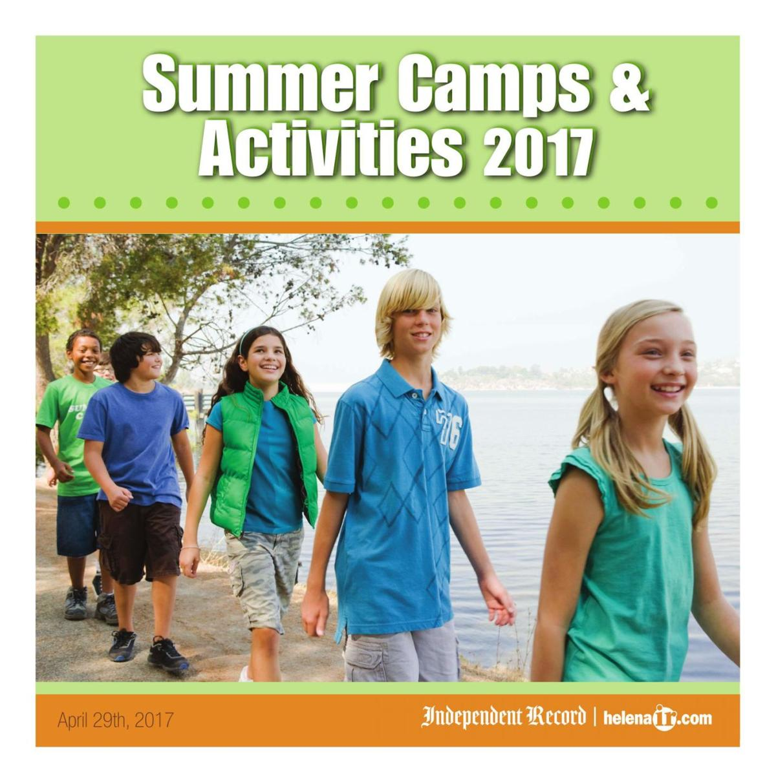 Helena Summer Camps & Activities - April 29, 2017