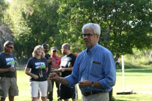 Working men and women celebrated at Big Sky Central Labor Council Labor Day picnic