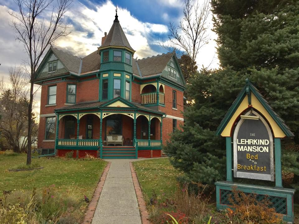 The Lehrkind Mansion Bed and Breakfast - Bozeman