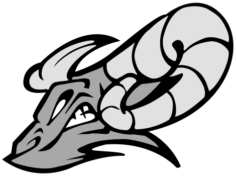 Helena Bighorns logo -