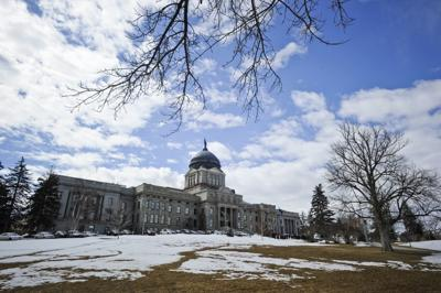 The Montana State Capitol