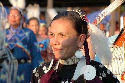 the lakota woman
