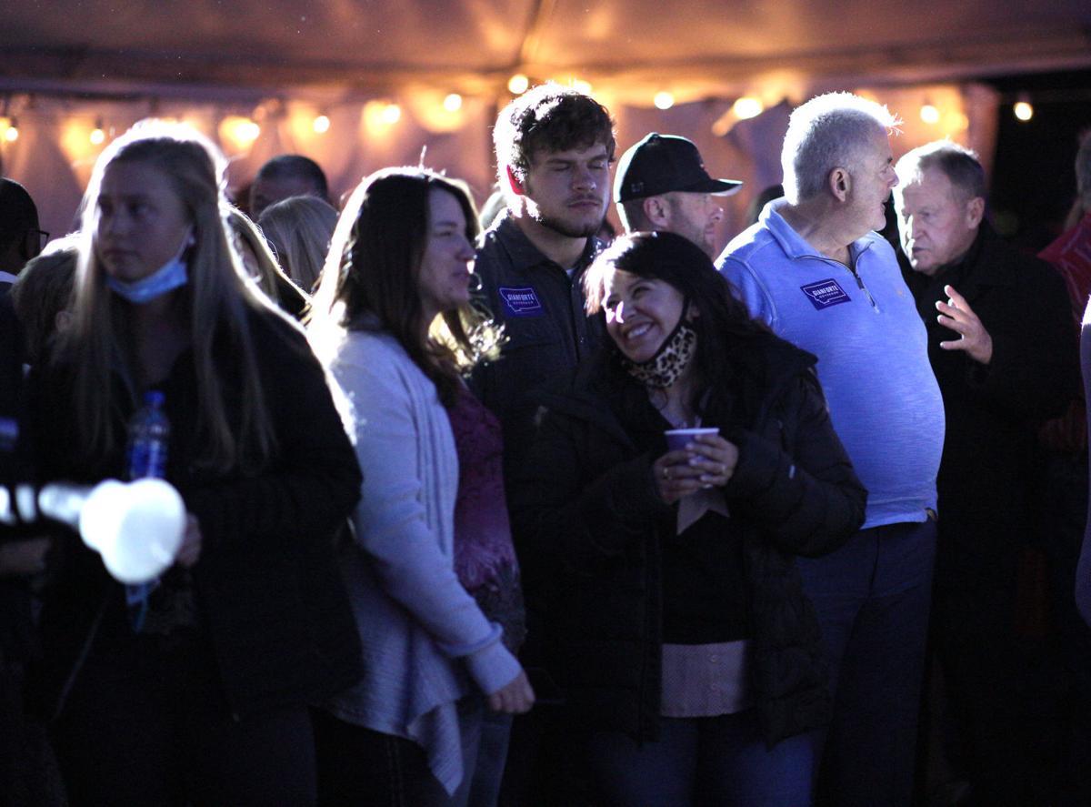 Greg Gianforte Election Night