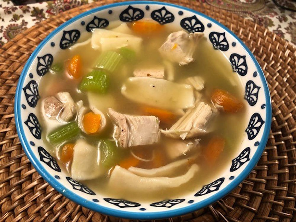 Eat Well Share Classic Comfort Food Chicken Soup Health Fitness Helenair Com