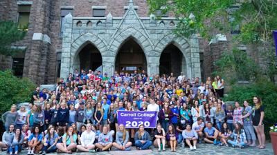 Carroll College class of 2020