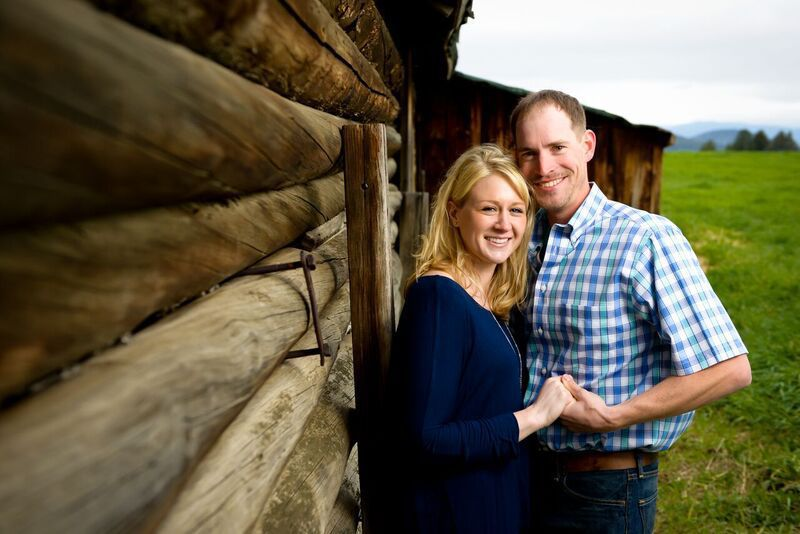 Sampson and Thoen Engagement