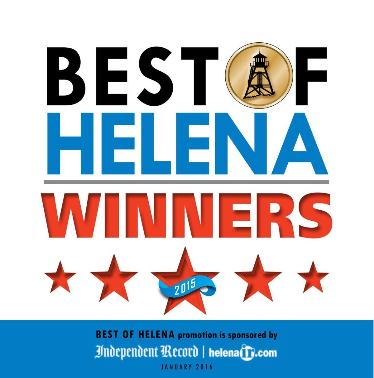 Best of Helena as it ran in print