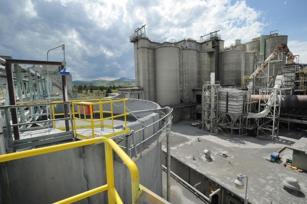 Cement City Michigan Cement Plant : Epa levies m penalty against ash grove cement local