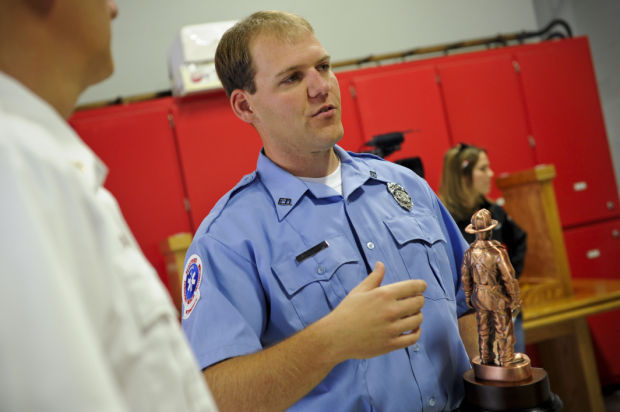 2014 Firefighter of the Year