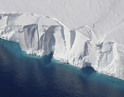 Melting Antarctica