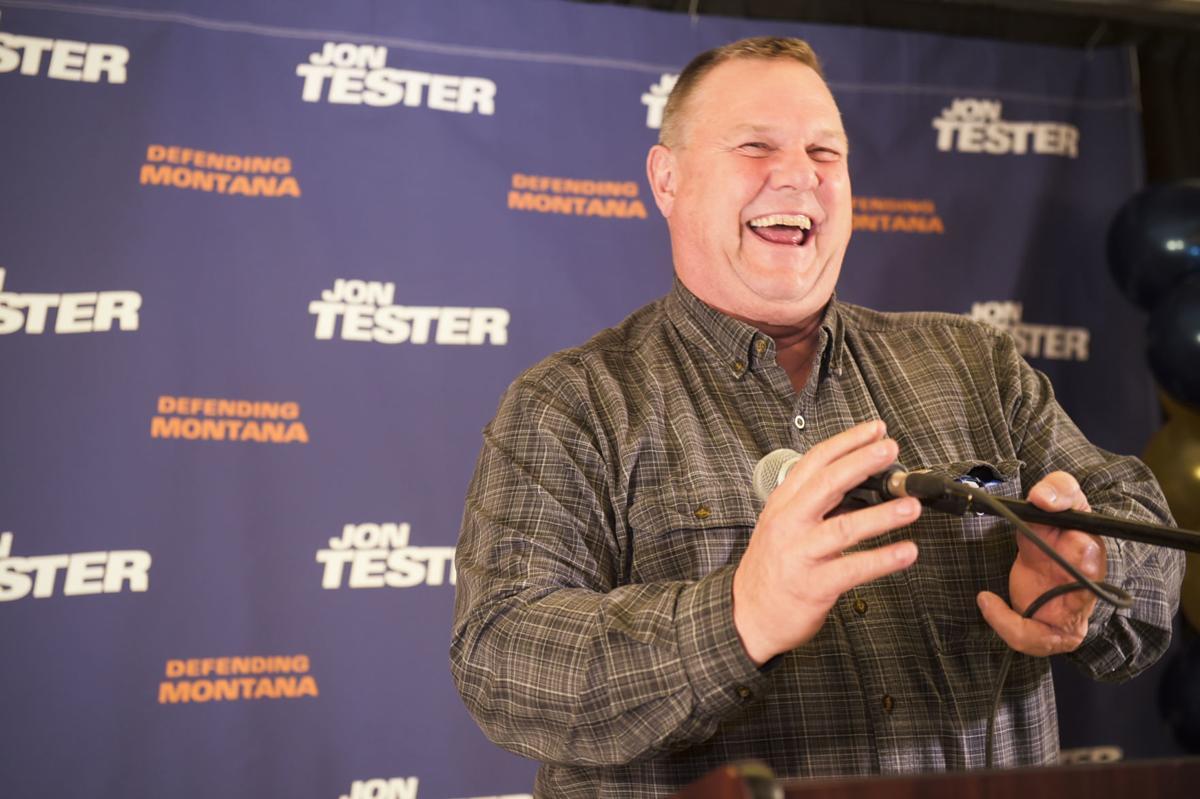 Sen. Jon Tester