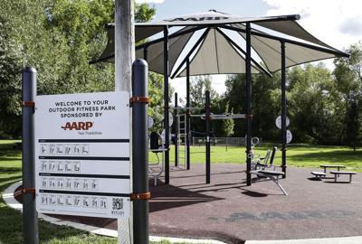 East Helena Fitness Park
