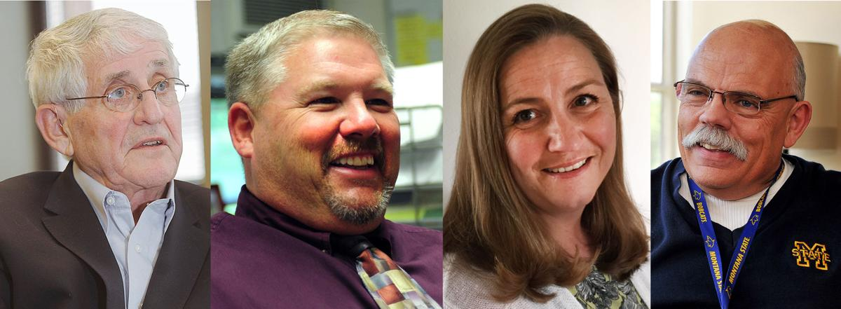 Interim Superintendent finalists