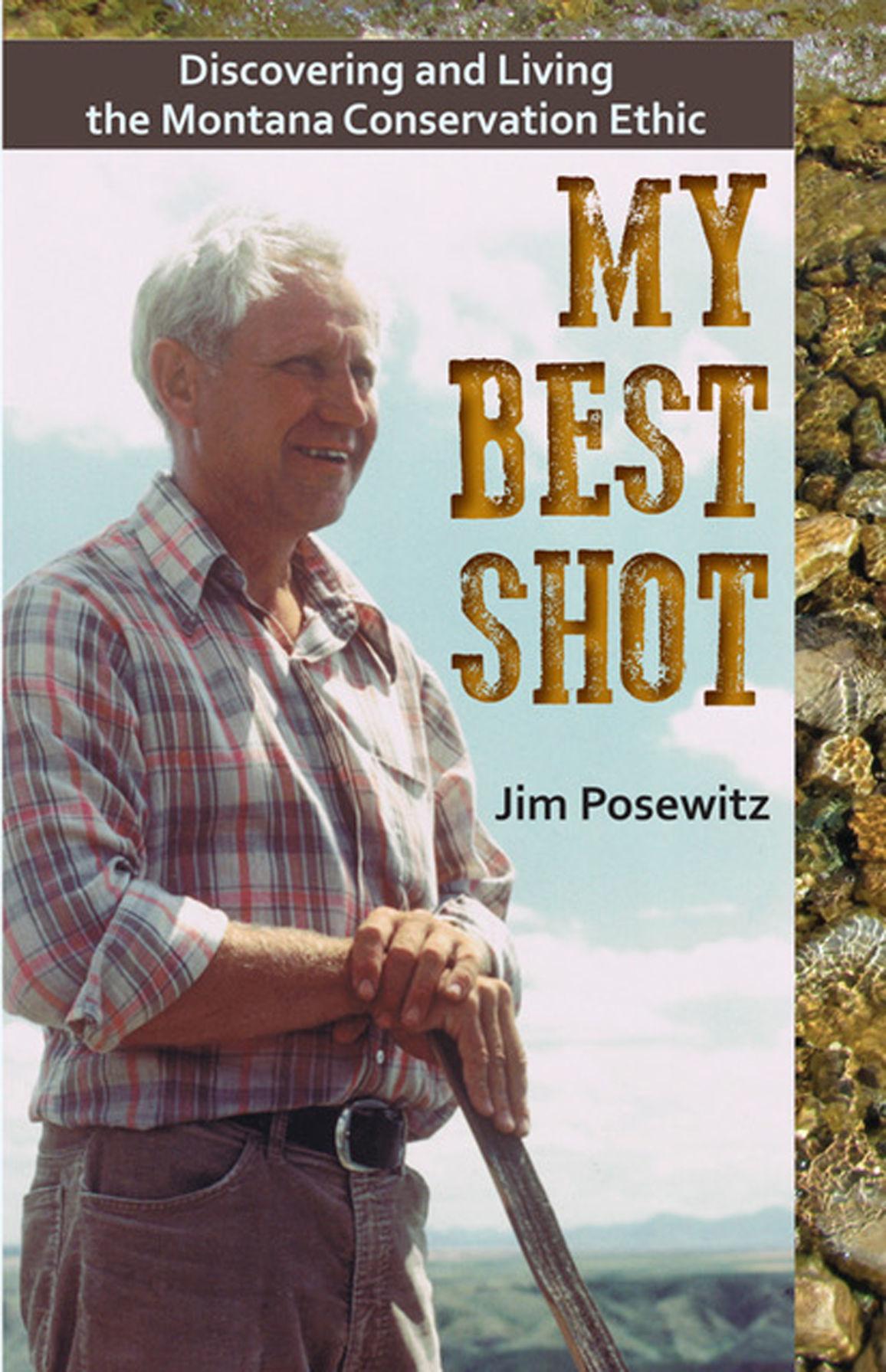 Jim Posewitz book