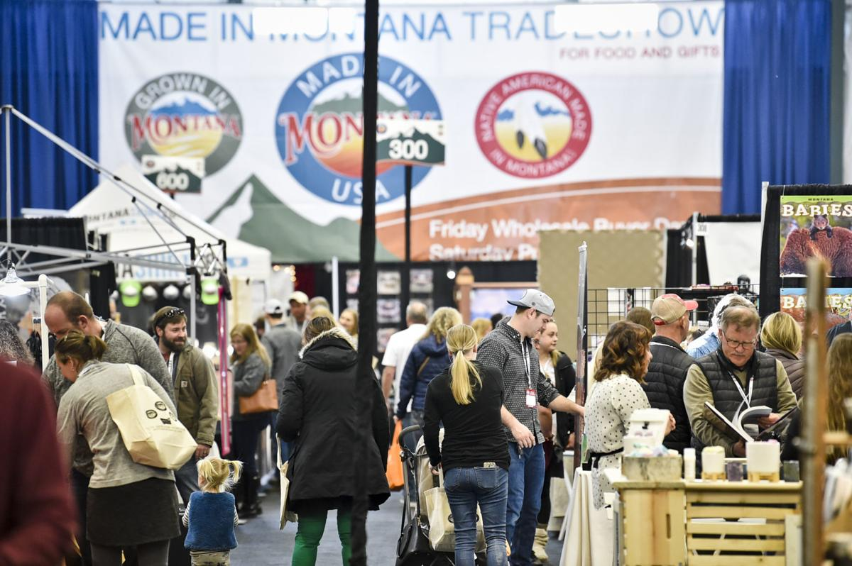More than 250 wholesale buyers, mostly from Montana