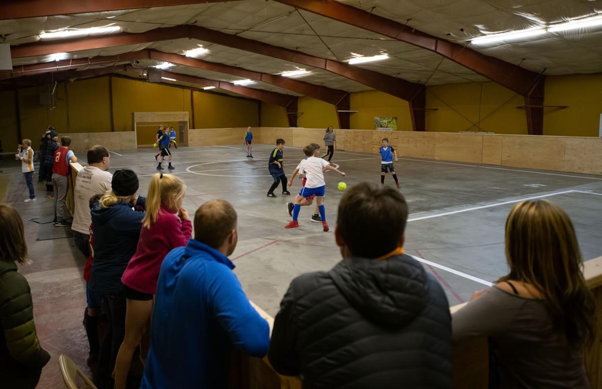Helena indoor soccer arena