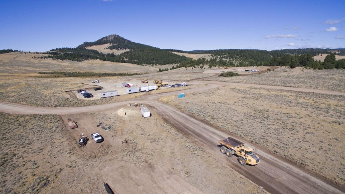 Black Butte Copper Mine