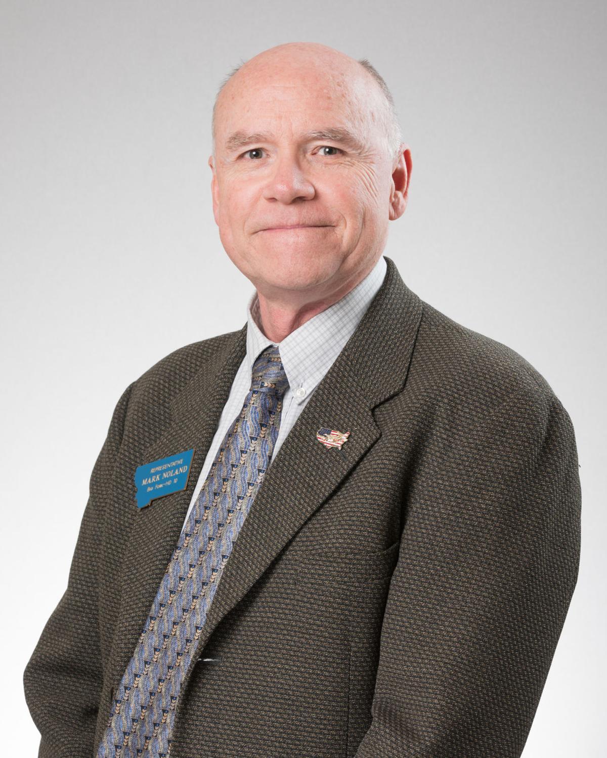 Rep. Mark Noland (mugshot)