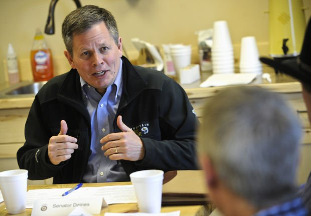 Steve Daines Wildfire Disaster Funding Act of 2015