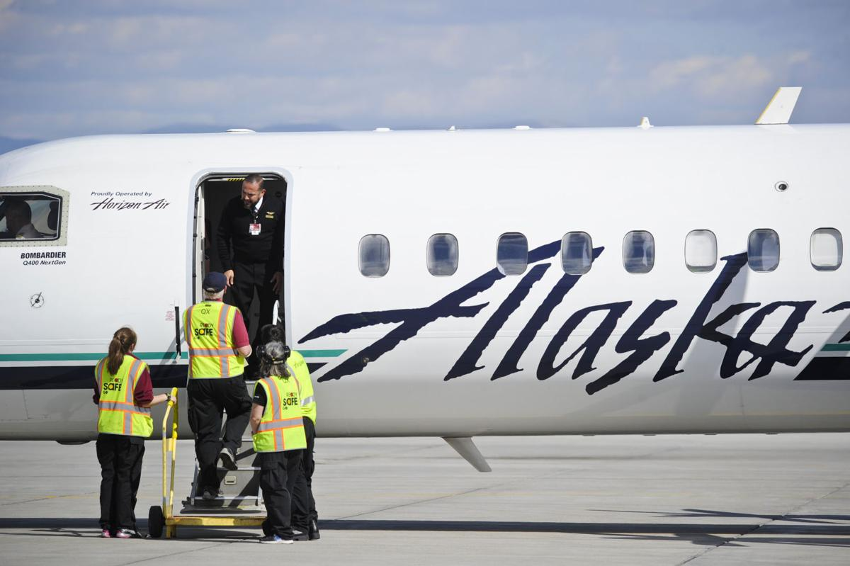 Alaska Airlines change in service will reduce flights to Helena