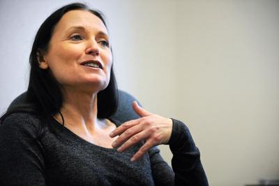 Angela McLean, director of American Indian (IR copy)
