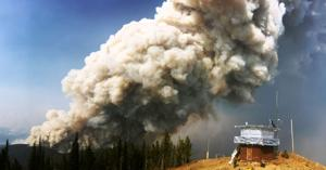 Montana wildfire roundup: Fleeing fire, help on the way and finding strength through loss