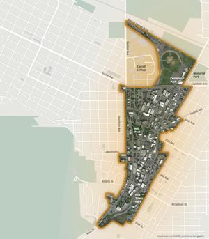 Helena OKs new downtown Urban Renewal District