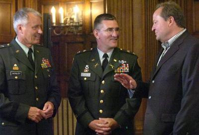 Schweitzer names new adjutant general