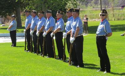 East Helena Memorial Day ceremony (copy)