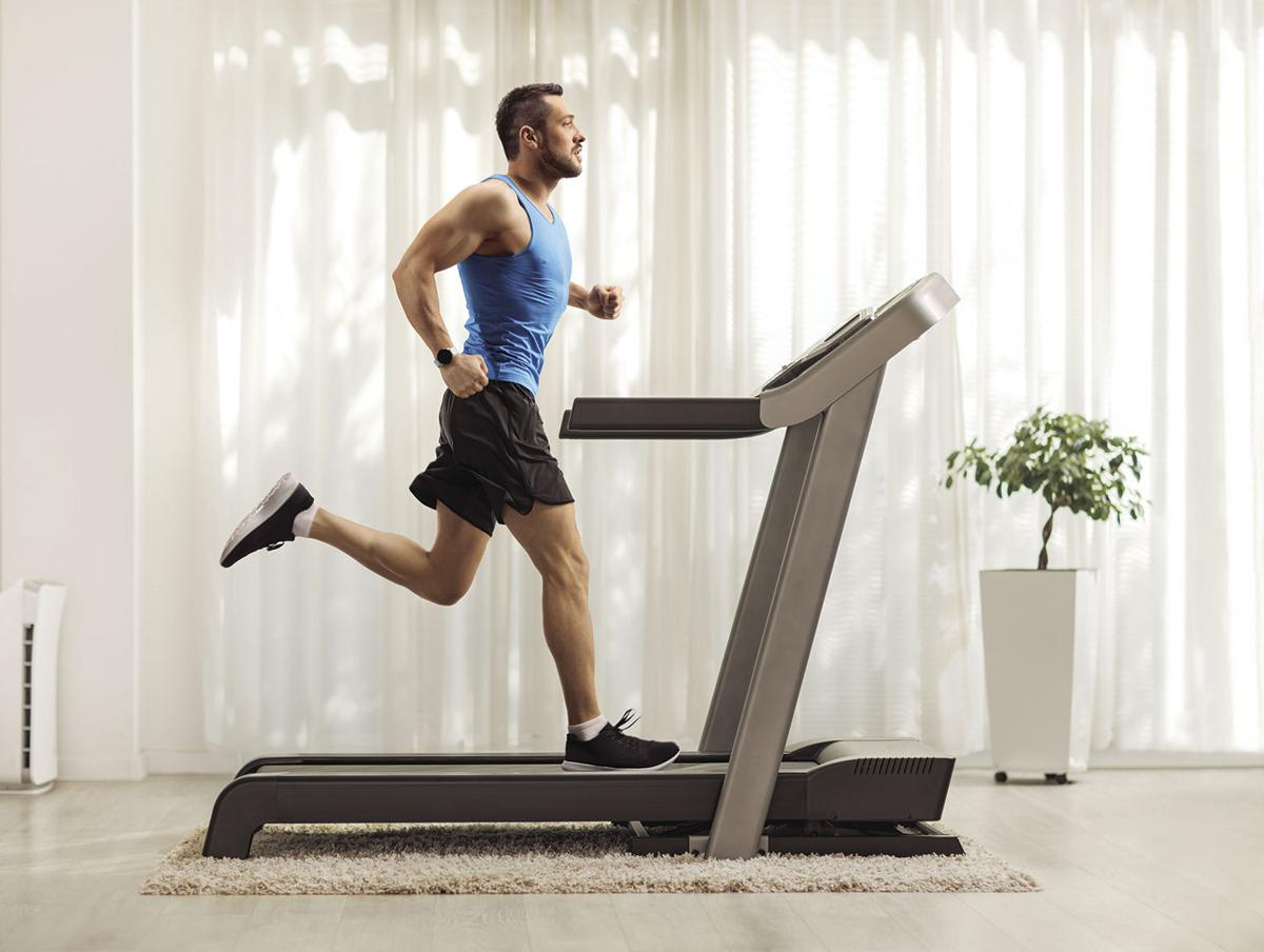 Redefining home fitness