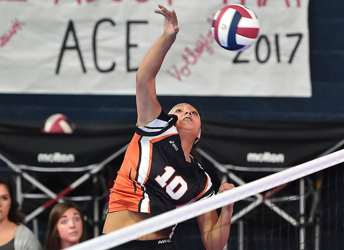 Class AA volleyball