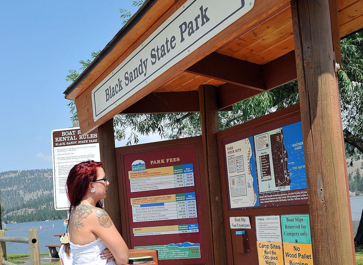 Mt State Parks- Black Sandy