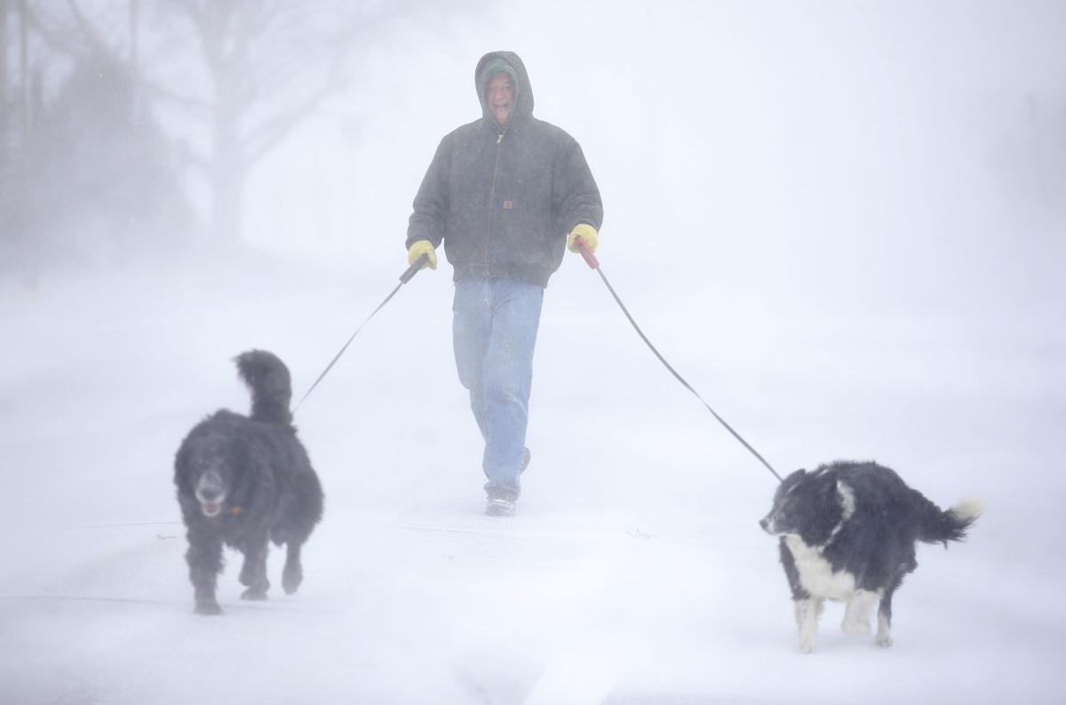 Winter Storm Upper Midwest