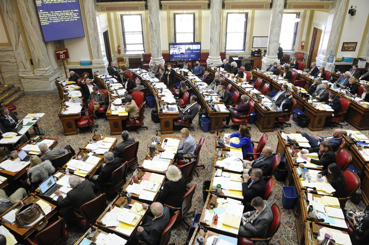 Montana Legislature- House Bill 2 (copy)
