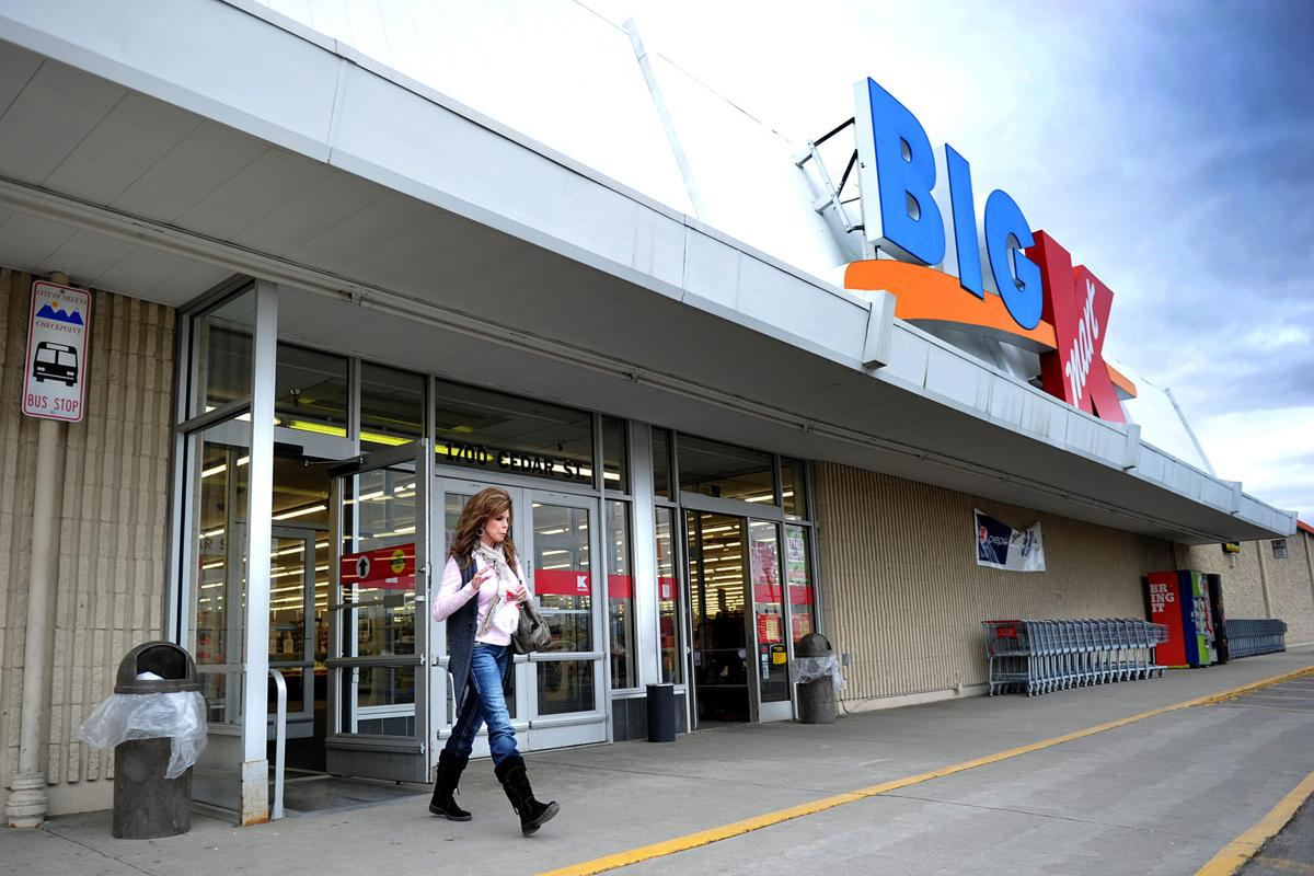 KMart is downsizing