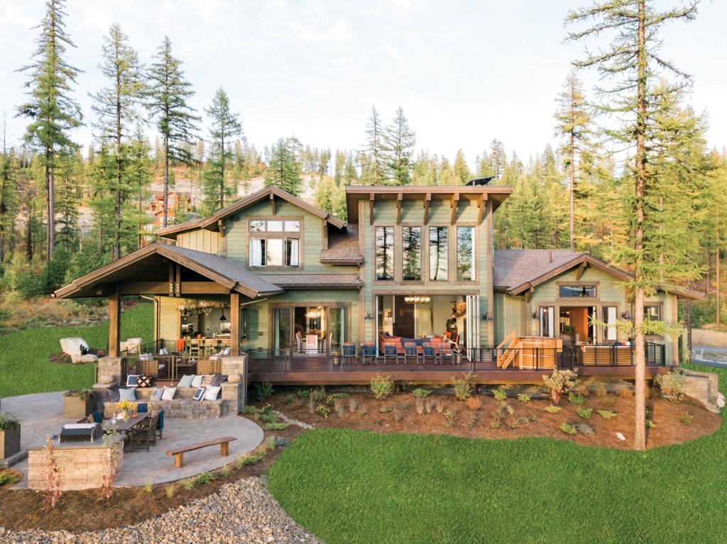 HGTV unveils Montana 'Dream Home' as part of $2.3M giveaway | Montana | helenair.com