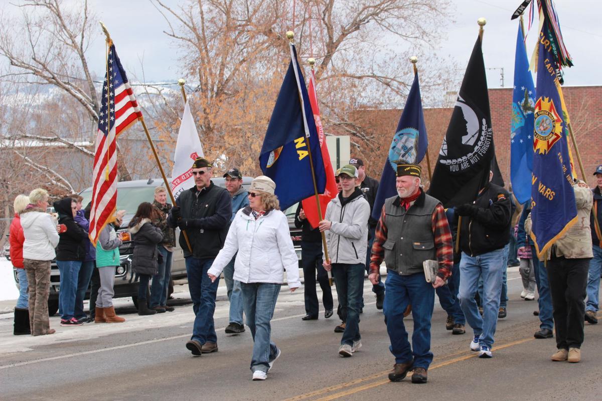 East Helena Veterans Day-lead