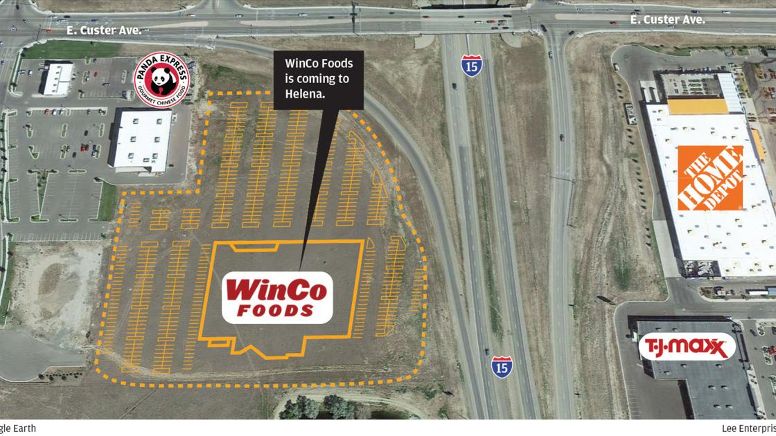 Winco Locations California Map.Winco Foods Plans To Open Its First Montana Store In Helena