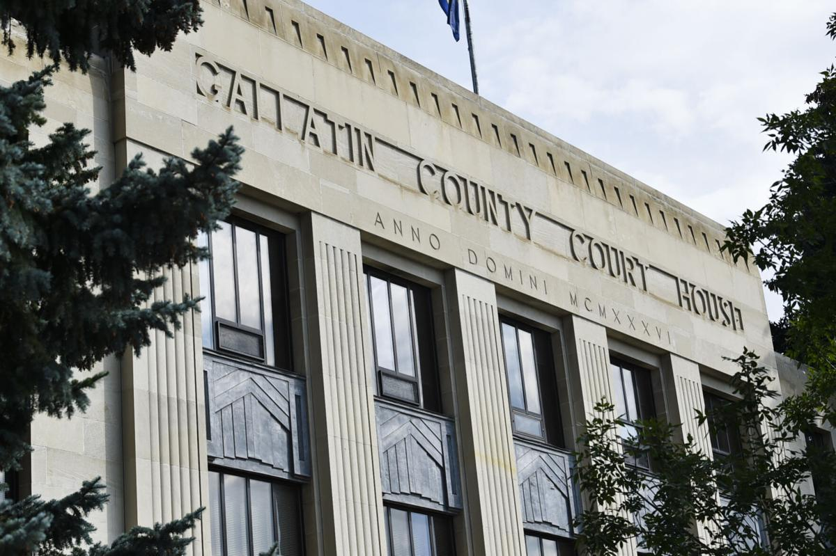 The Gallatin County Courthouse in Bozeman.