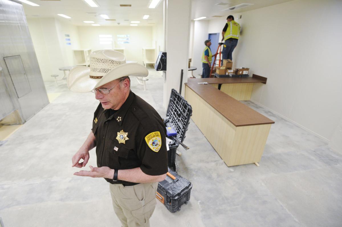 Detention Center Renovation