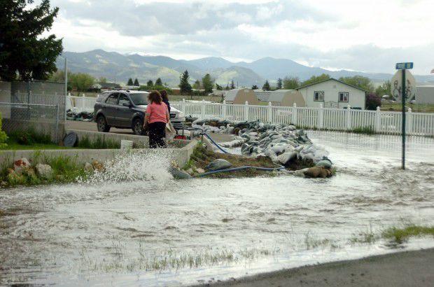 Helena flood update
