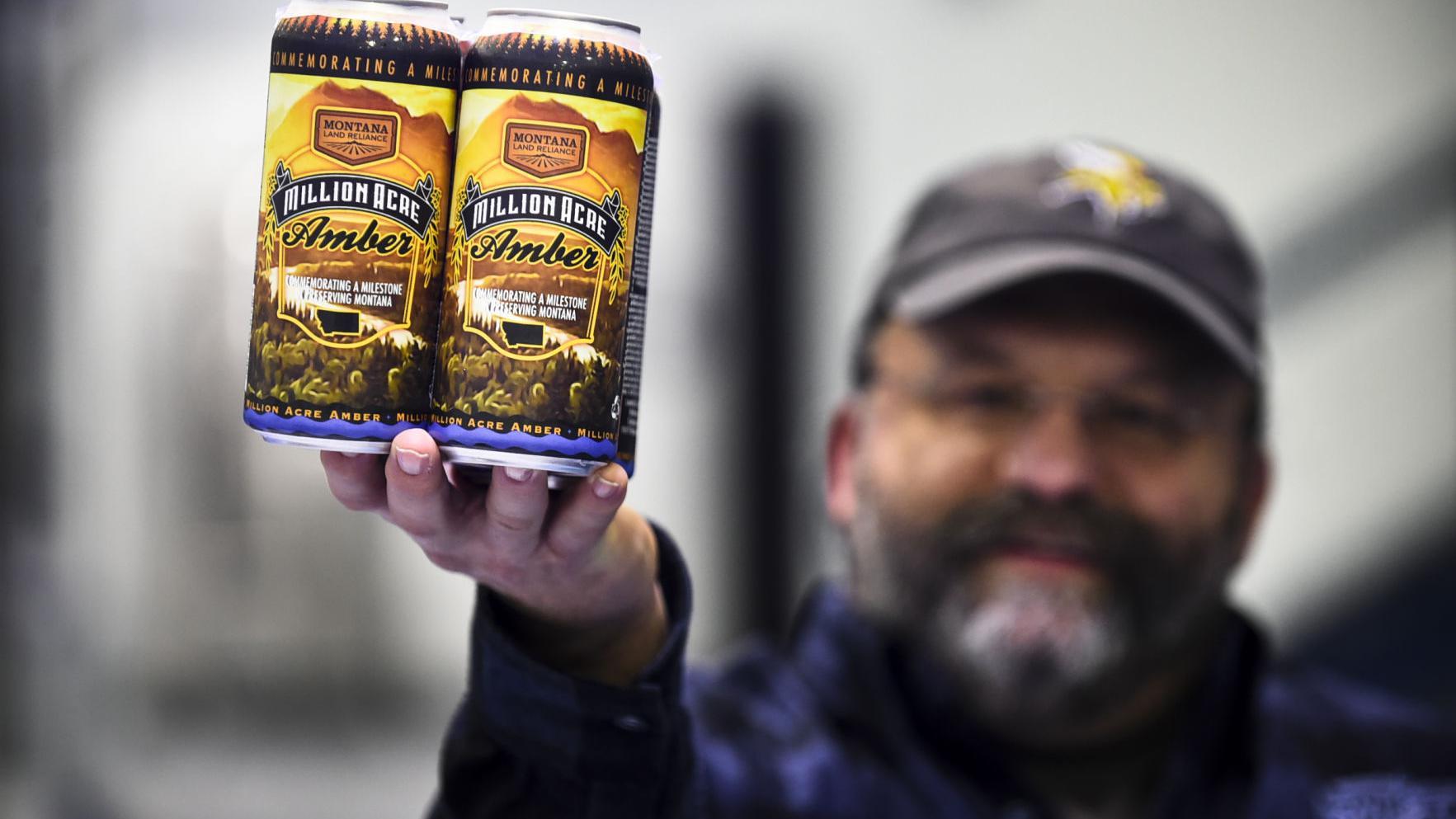 Million Acre Amber: New Helena brew celebrates land conservation milestone