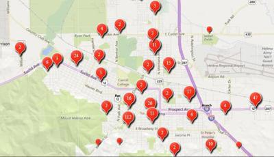 How to check Montana's ual and Violent Offender Registry for ... Offender Map on