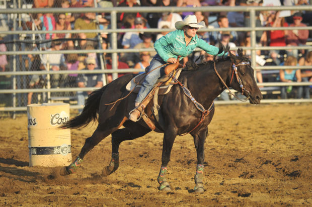 East Helena S Nra Rodeo To Kick Up Dust July 10 12